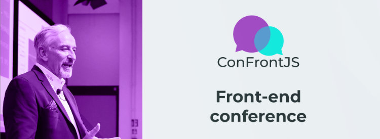 Konferencja ConFrontJS 2019 – bilet do wygrania