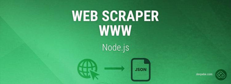 Scrapowanie strony WWW z Cheerio w Node.js – praktyczny przykład